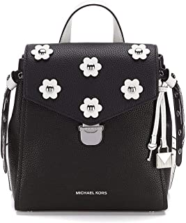 MICHAEL Michael Kors Bristol Small Backpack, Black/Optic White Floral