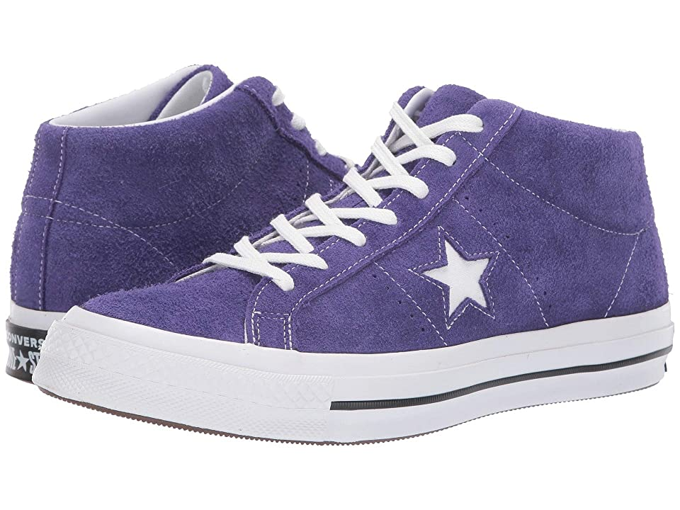 Converse One Star Mid (New Orchid/White) Men