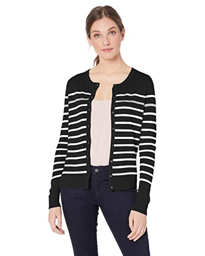 4b97ead9bdfb Women s Striped Sweater  Amazon.com