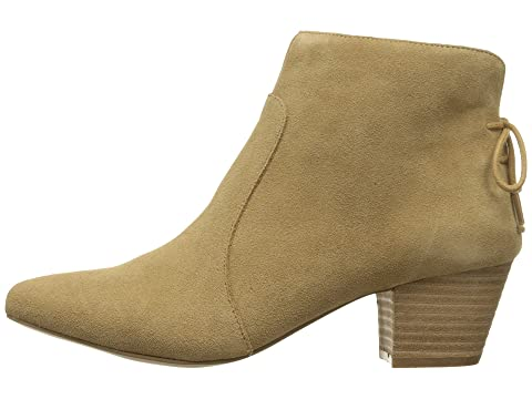 Tahari Charles Fawn Cow Suede