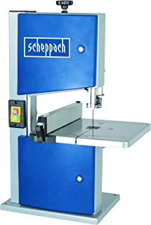 Scheppach sierra de cinta, 230 V, 250 W, HBS20