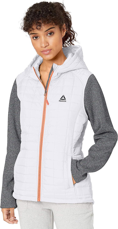 Reebok womens Fleece Jacket