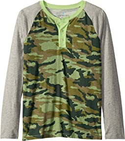 Camo/Heather Grey