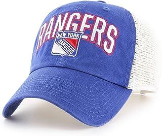 OTS NHL Mens NHL Men's Decry Challenger Adjustable Hat