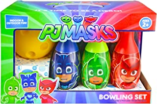 What Kids Want PJ Mask Bowling Set