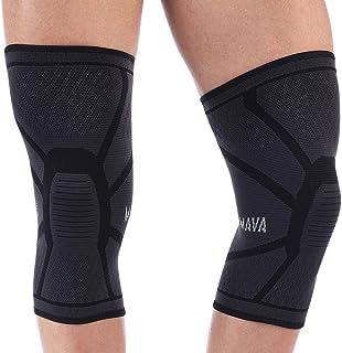 Mava Sports Knee Compression Sleeve Support…