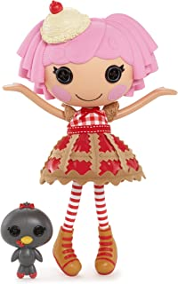 Lalaloopsy Cherry Crisp Crust Doll
