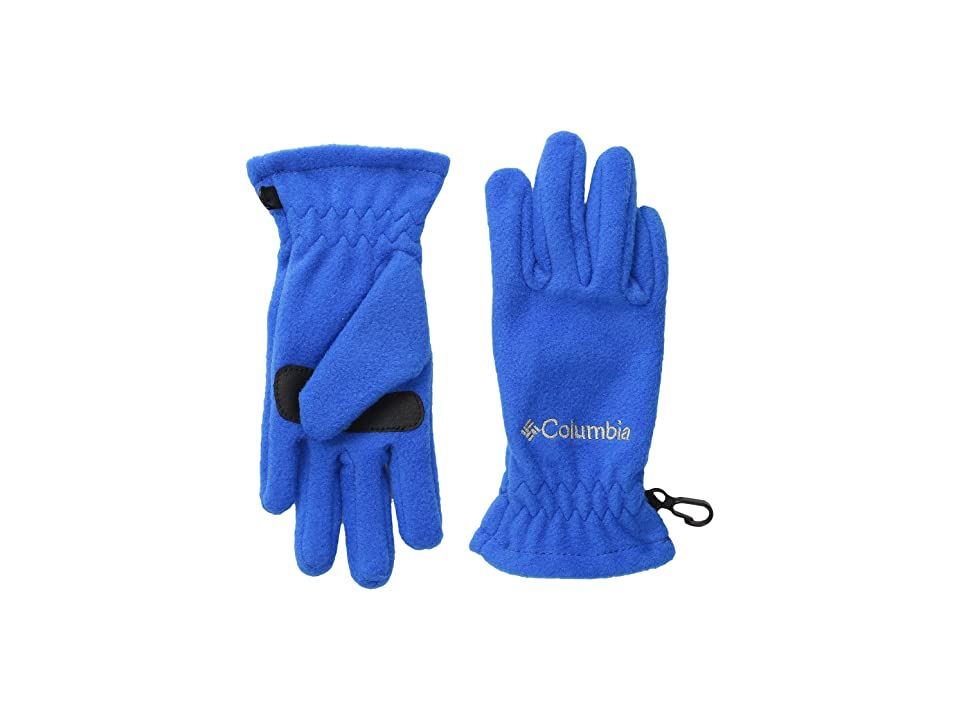 Columbia Kids Thermaratortm Glove (Big Kids) (Super Blue) Extreme Cold Weather Gloves
