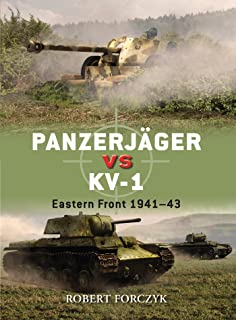 Panzerjäger vs KV-1: Eastern Front 1941–43 (Duel Book 46)