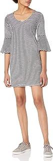 MINKPINK Women's Staycation Flare Sleeve Dress