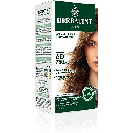 Herbatinti 5N - LIGHT CHESTNUT- Tinte permanente, color ...