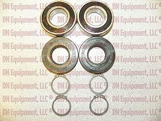 555009 King Kutter Spindle Unit Rebuild Kit, Bearings Seals Rings