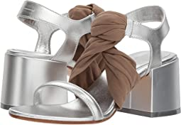 MM6 Maison Margiela - Stocking Twist Sandal