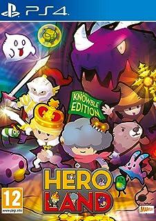 Heroland-Knowble Edition - PlayStation 4 [Edizione: Regno Unito]
