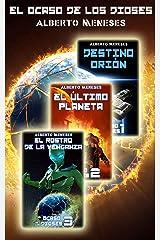 Pack EL OCASO DE LOS DIOSES Versión Kindle
