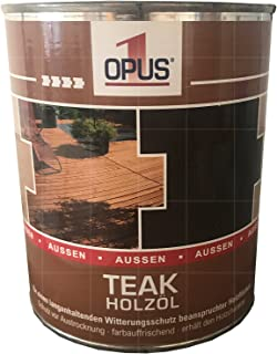 OPUS TEAK HOLZOEL - 2.50 LTR