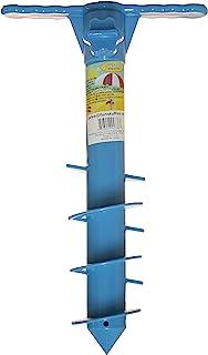 16 Inch Plastic Beach Umbrella/Tent/Fishing Pole Anchor Sand Screw