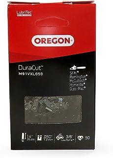 Oregon DuraCut M91VXL - Cadena para motosierra Stihl de 14 pulgadas, 50 eslabones