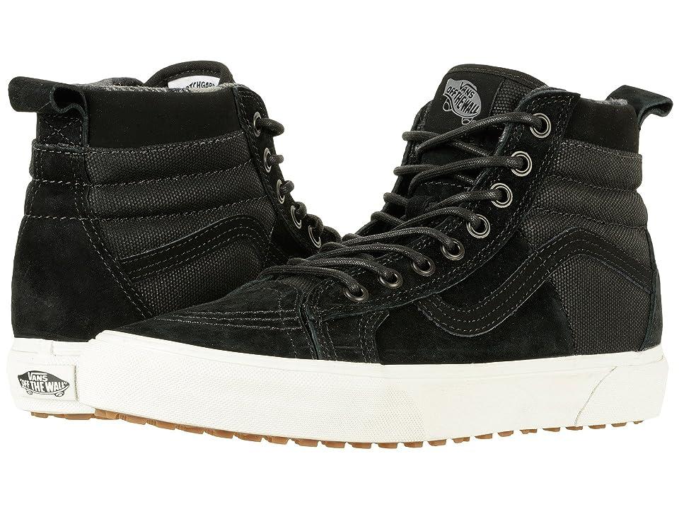 Vans SK8-Hi 46 MTE DX ((MTE) Black/Flannel) Skate Shoes