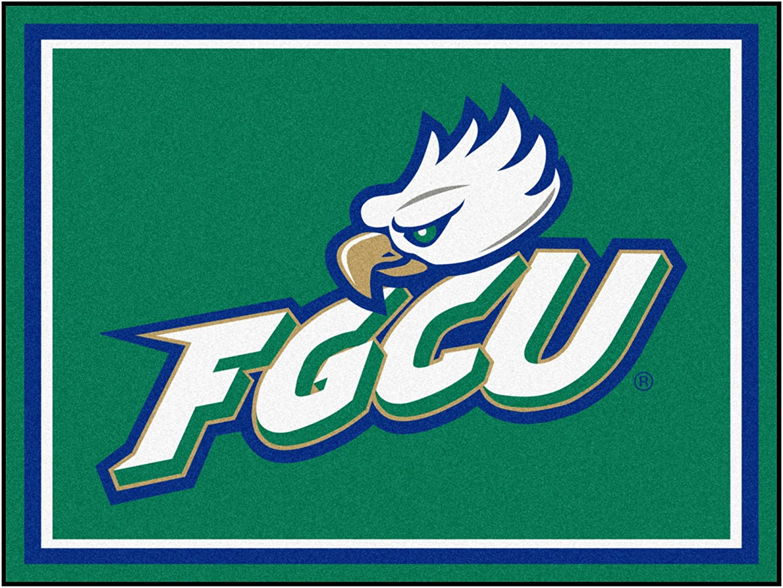 Florida Gulf Coast University 8ft. x ft. Plush National uniform free shipping OFFicial site 10 Area Rug