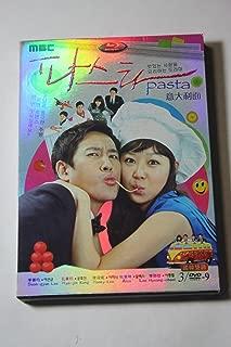 PASTA Korean Drama ** set of 3 DVDs** ntsc