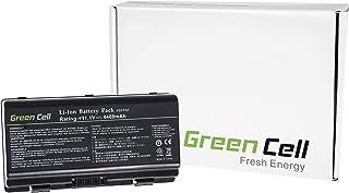 Green Cell® Standard Serie Batería para Packard Bell EasyNote MX67-O-027 Ordenador (6 Celdas 4400mAh 11.1V Negro)
