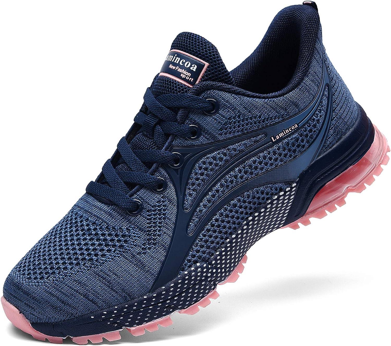 Lamincoa Womens Air Running Shoes Sports Athletic 期間限定送料無料 中古 Tennis Casual