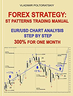 Forex Strategy: ST Patterns Trading Manual, EUR/USD Chart Analysis Step by Step, 300% for One Month (Forex, Forex trading, Forex Strategy, Futures Trading Book 2)