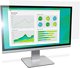 """3M Privacy Filter Anti-Glare for 24"""" Widescreen Monitor (16:10) (AG240W1B),Clear"""