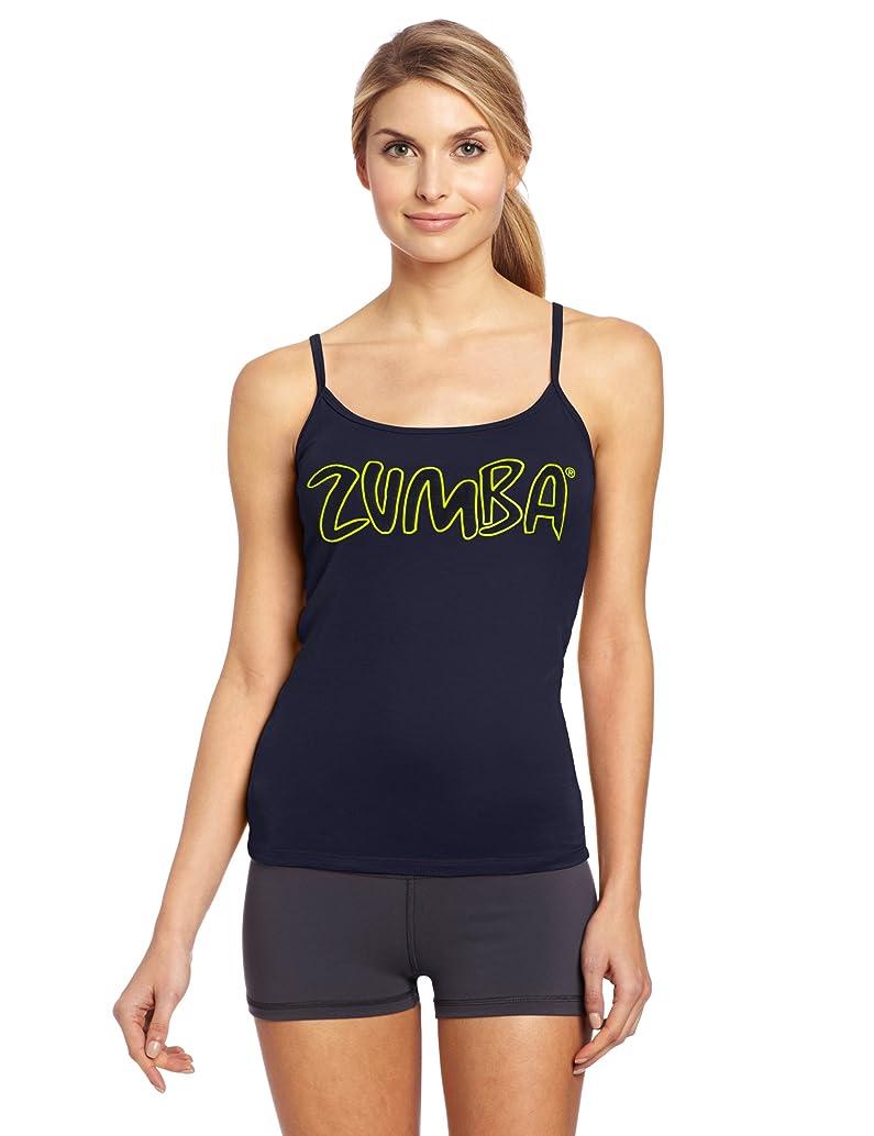 Zumba Fitness LLC Women's Allure Spaghetti Tank Top