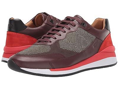 BOSS Hugo Boss Element Runn Sneaker (Open Red) Men