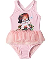 Rock Your Baby - Puppy Love Tulle One-Piece (Infant)