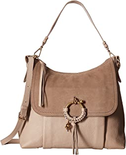 See by Chloe - Joan Medium Hobo w/ Crossbody Strap