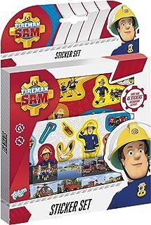 Totum Fireman Sam: Stwórz swój własny świat bohaterów z różnymi motywami firmy Feuermann Sam.