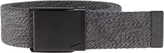 mens Heather Web Belt