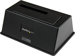 """StarTech.com USB 3.0 SATA III Docking Station SSD / HDD with UASP - External Hot-Swap Dock w/ support for 2.5""""/3.5"""" drives..."""