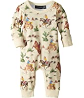 Rock Your Baby - Wild West Playsuit (Infant)