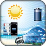 Mobile Solar Battery Prank