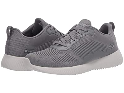 BOBS from SKECHERS Bobs Squad Tough Talk (Gray) Women