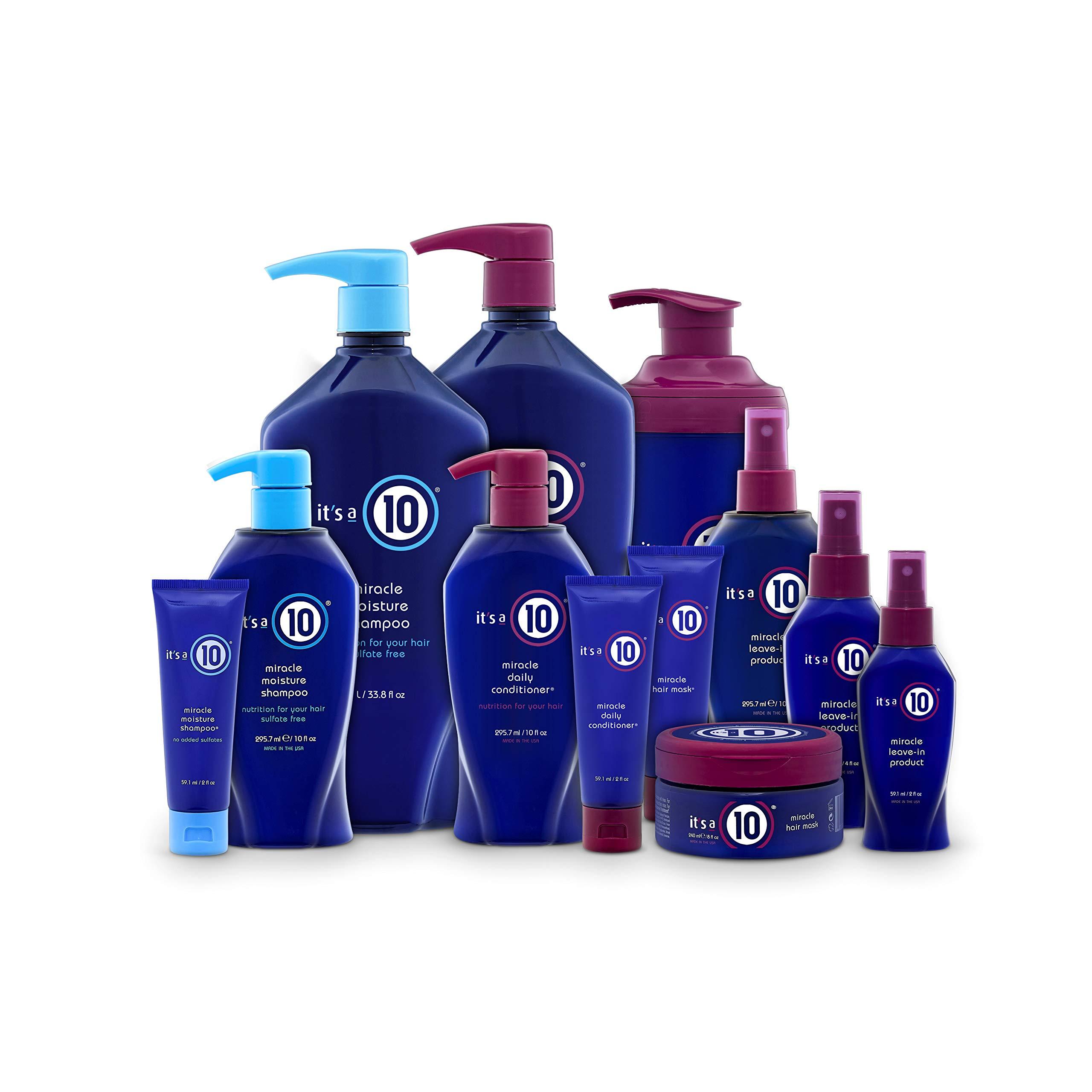 It's a 10 Miracle Moisture Shampoo (33.8 Fl oz)