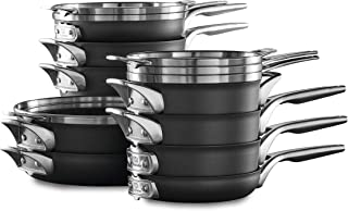 Calphalon Premier Space Saving Nonstick 15 Piece Set