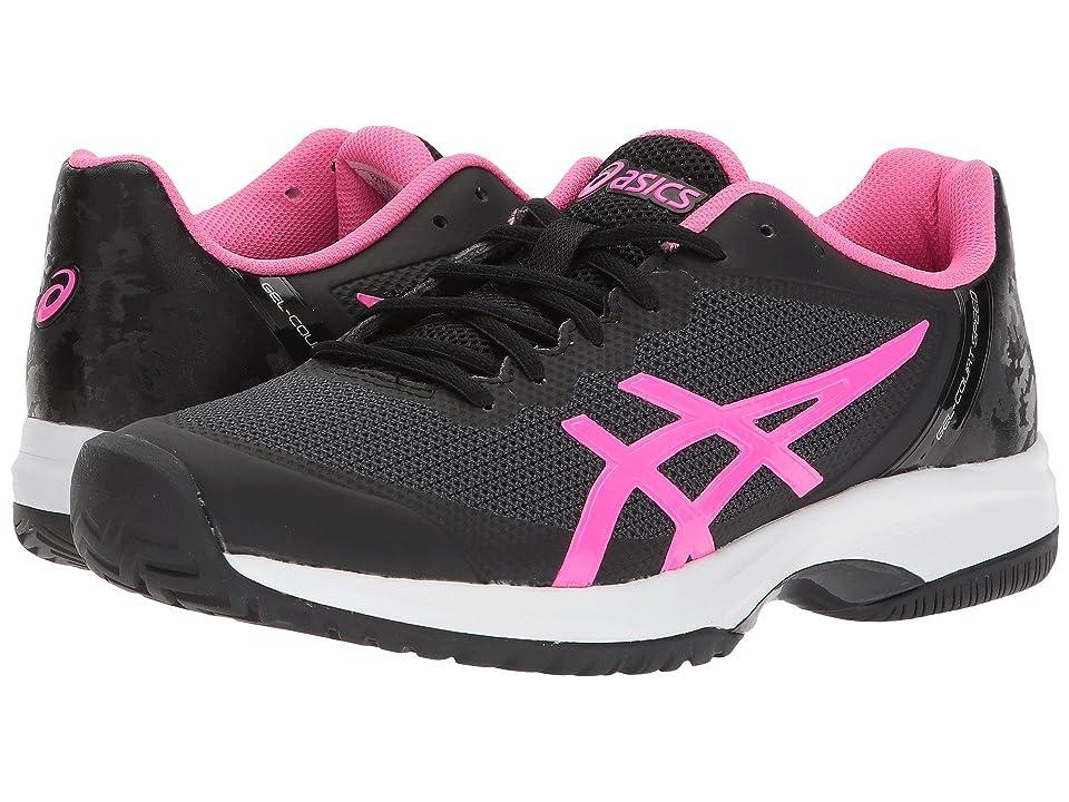 ASICS Gel-Court Speed (Black/Hot Pink/White) Women