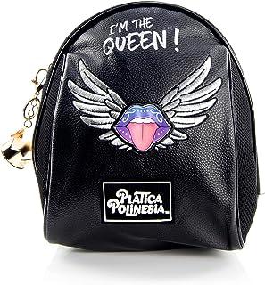 Mochila Tipo Bolsa Polinesios Karen I´m The Queen Pequeña