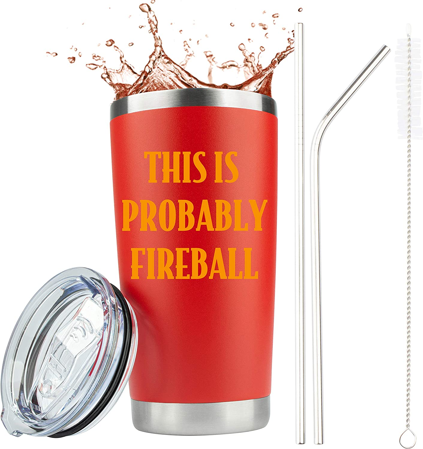 Fireball Whiskey Gifts - This Ci is Manufacturer direct delivery Probably Ounce 20 Washington Mall