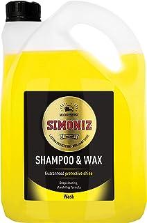 Simoniz Shampoo and Wax 2lt