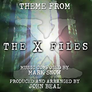 The X-Files (Main Theme from the Television Series)