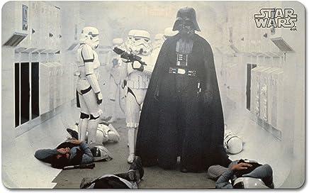 Preisvergleich für Star Wars - Frühstücksbrettchen - Darth Vader & Stormtrooper - Episode 4