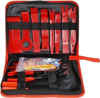 VICASKY Conjunto de ferramentas para remoção de automóveis, painel de porta de painel de áudio de carro, ferramenta de rem...