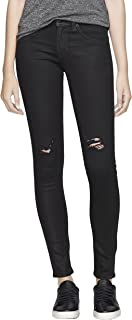 rag & bone Women's Black Skinny Leggings Jeans