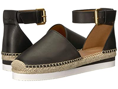 See by Chloe SB26150 (Black Natural Calf) Women